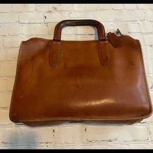 Vintage Coach Slim Satchel NYC Leather bag